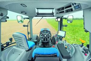 New Holland: nowy komfort w kabinach Horizon