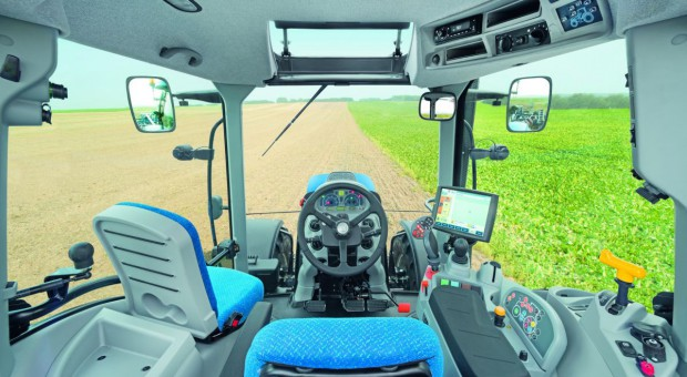 New Holland: nowy komfort w kabinach Horizon