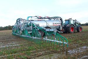 Bezpiecznie i efektywnie - gnojowica doglebowo