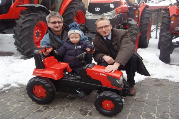 Traktorki Kubota już cieszą nowych właścicieli