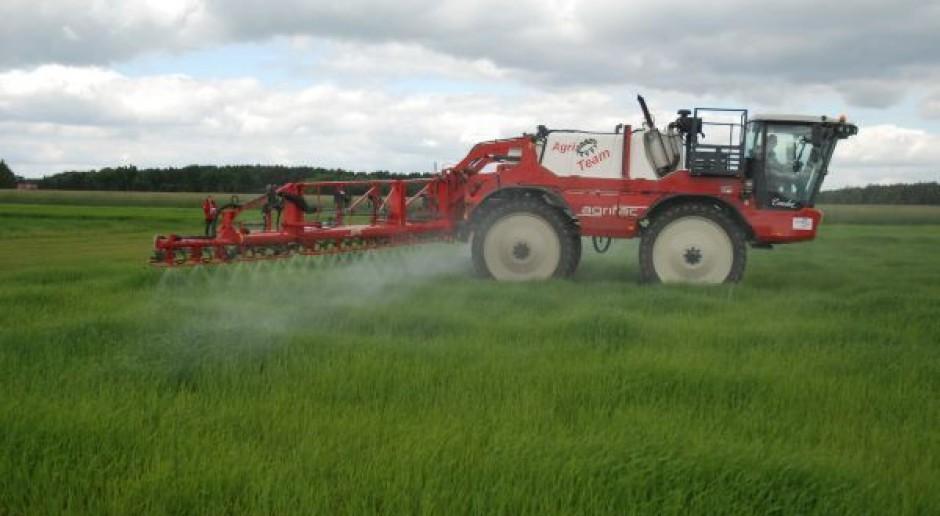 Mieszanie agrochemikaliów tuż przed zabiegiem