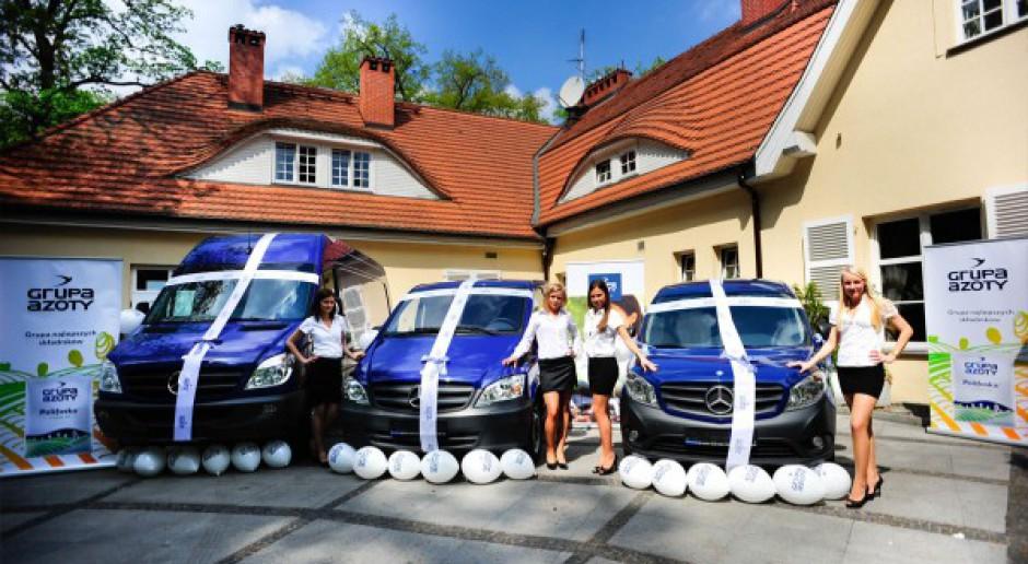 Cenne nagrody w konkursie Grupy Azoty odebrane