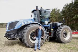 Większe maszyny – mniejsze zużycie paliwa