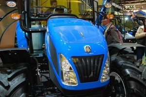 Hitem są ciągle traktory średniej mocy