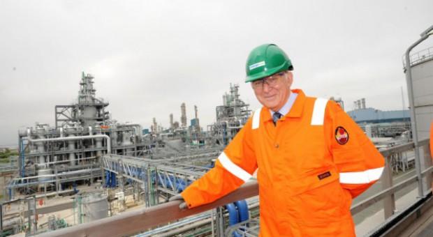 Ruszyła największa biorafineria w Wielkiej Brytanii