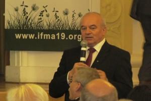 19. IFMA rozpoczęta