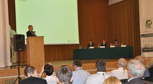 XIX Kongres IFMA - Transformacje w rolnictwie