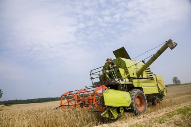 Rolnicy wstrzymują protesty na czas żniw