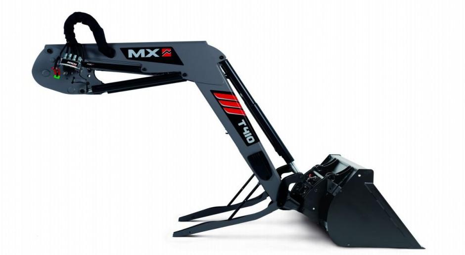 Nowy poziom ergonomii w ładowaczach MX