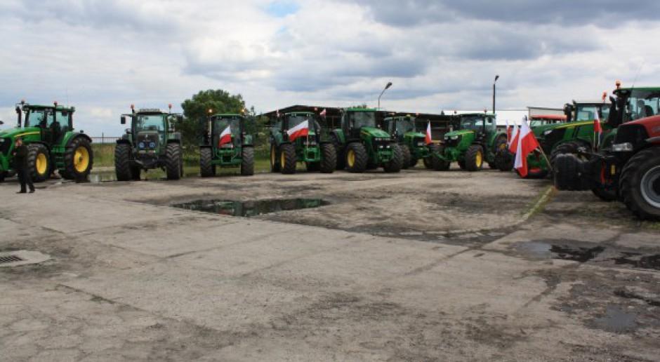 Rolnicy odpowiedzą za protest w Grudziądzu