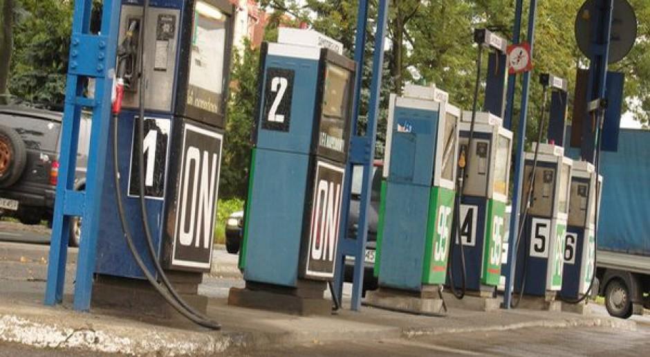 Olej napędowy droższy od benzyny