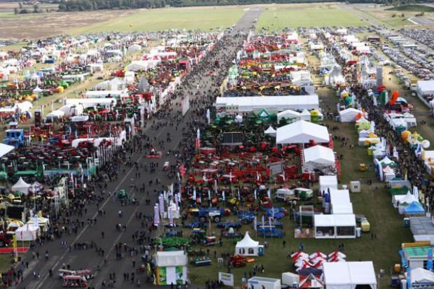 750 wystawców z 40 krajów na wystawie rolniczej Agro Show