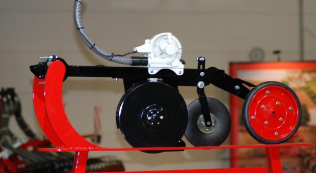 Medalowy system wysiewu punktowego Horsch Focus TD