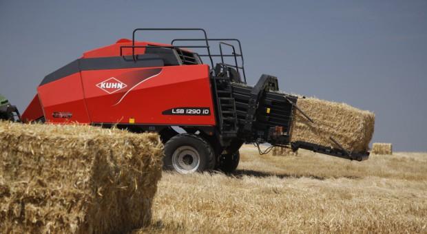 Kuhn LSB 1290 ID – baloty cięższe o 25 proc.