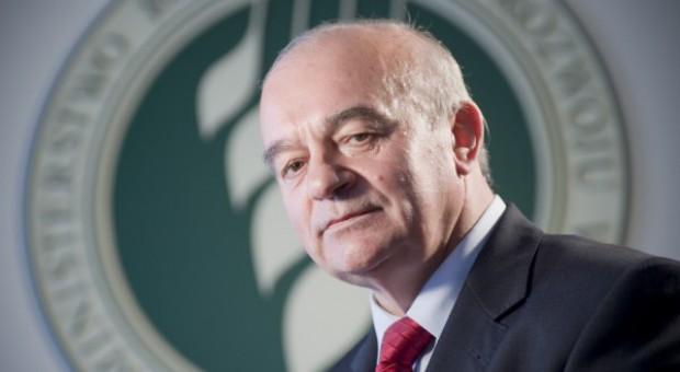 Minister rolnictwa: Polski przemysł spożywczy eksportuje na potęgę