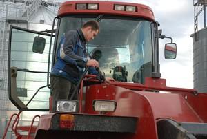 Samorządowcy o paliwie rolniczym