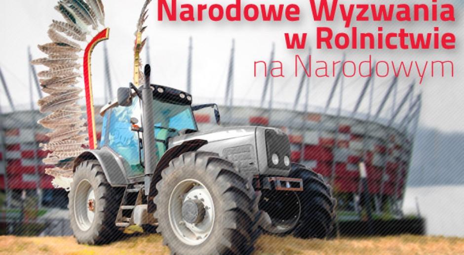 Narodowe wyzwania w rolnictwie na Narodowym