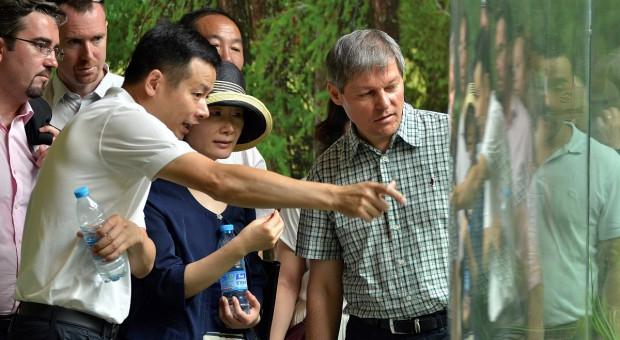 Dacian Ciolos będzie promował unijne produkty w Azji
