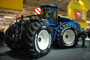 Michelin AxioBib – opona dla naprawdę dużych maszyn