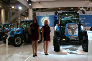 Odsłona nowych modeli traktorów Landini w Hanowerze