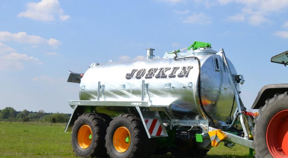 Joskin Delta 2 – wydajne wozy z pompą ślimakową