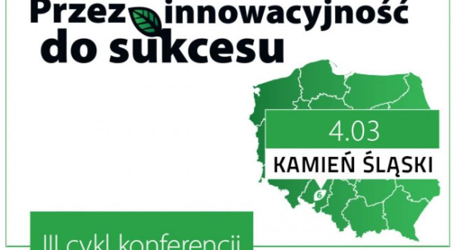 """Kamień Śląski, """"Przez innowacyjność do sukcesu"""""""