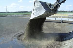 Mniejsza emisja amoniaku dzięki pokrywie z keramzytu