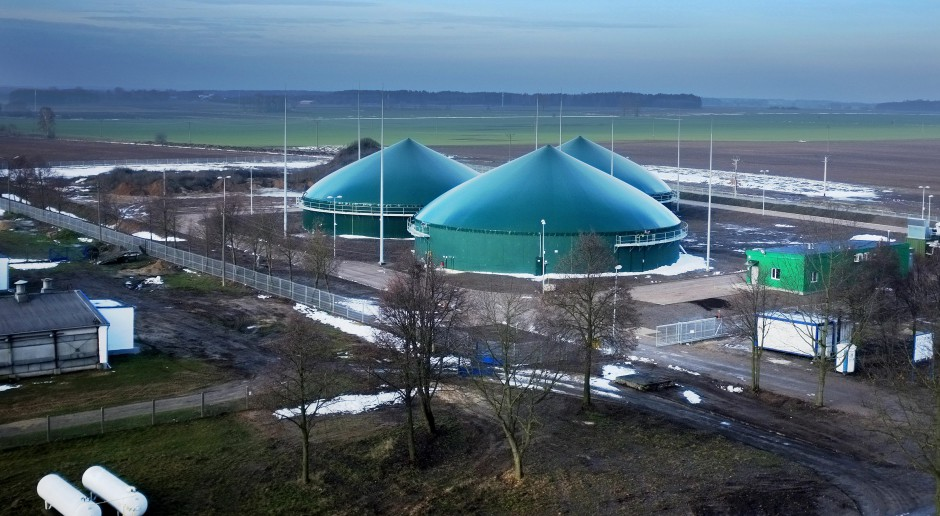 Adler Agro uruchomił biogazownię