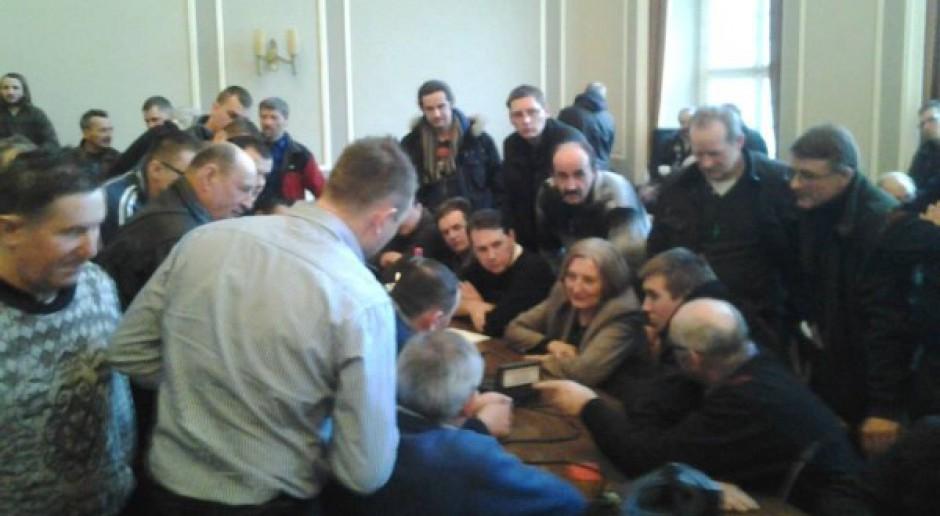 """Rolnicy z """"S"""" zapowiadają na 26 lutego ogólnopolski protest"""