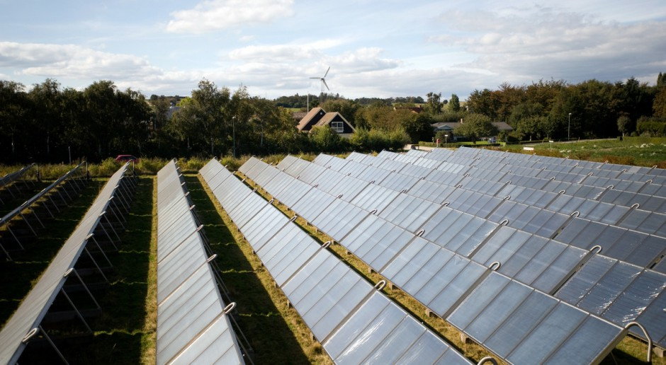 EFRWP: 13 mld zł inwestycji na wsi gdy OZE w PROW