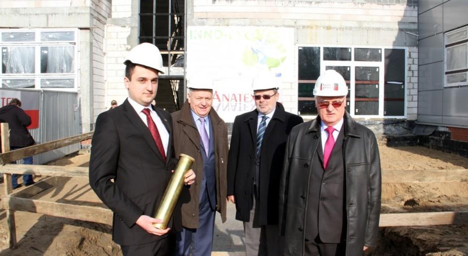 Politechnika Białostocka buduje centrum badawcze OZE
