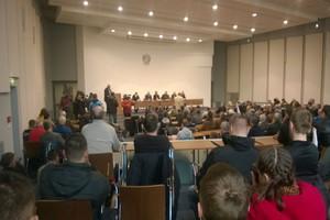 Trzodziarze protestowali w Bydgoszczy