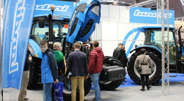 Ciągniki Landini serii 6 już w Polsce