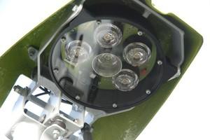 Nawóz dawkowany na bieżąco z Claas Crop Sensor Isaria