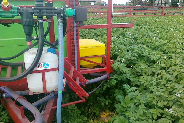 Etykieta środków ochrony roślin powinna być rozszerzona
