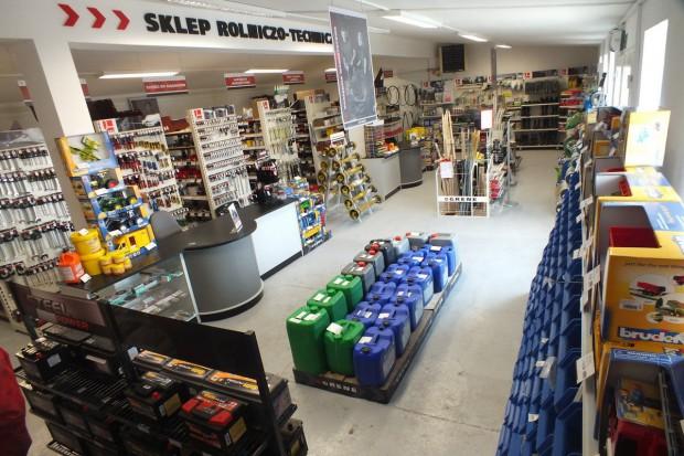 Grene: Celem kolejne 100 sklepów