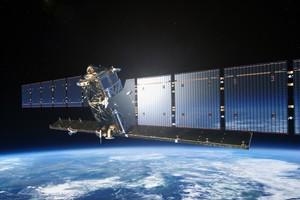 Wystrzelono europejskiego satelitę Sentinel-1A