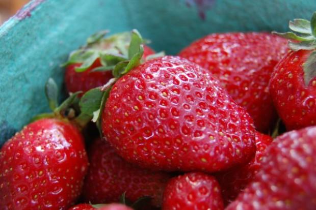 Rynek deserowych odmian truskawki