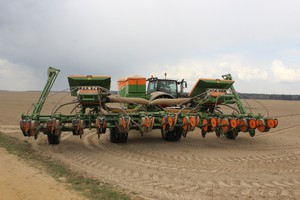 Już trwają siewy kukurydzy