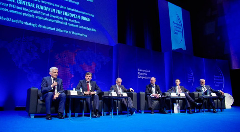 Rynek żywności i sektor handlowy na Europejskim Kongresie Gospodarczym 2014