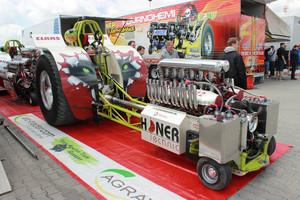 Tractor  Pulling po raz II w Polsce