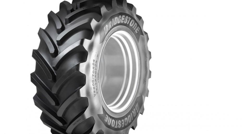 VT Tractor – opony w premium Bridgestone