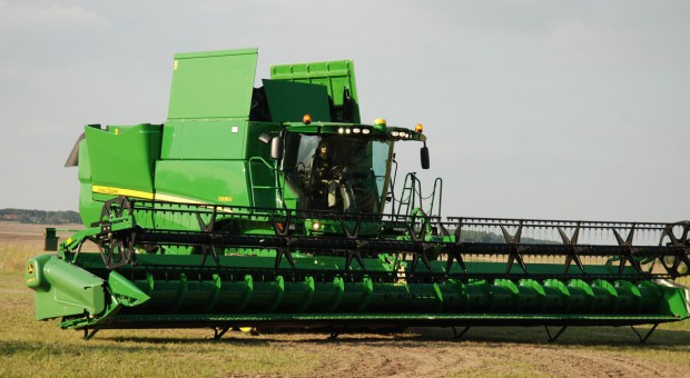 JD Link - to już standard w dużych maszynach John Deere