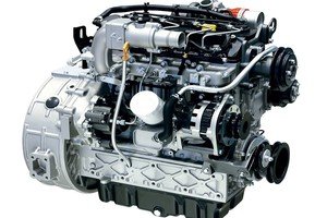 Kompaktowe silniki w ładowarkach Bobcat