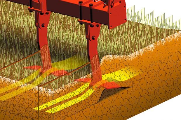 Uprawa gleby pod rzepak