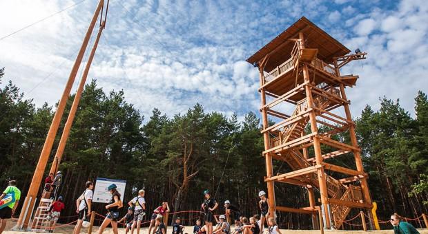 Park Rekreacji Zoom Natury sukcesem całej gminy