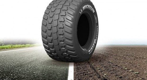 Michelin CargoXBib – nowa opona do przyczep rolniczych