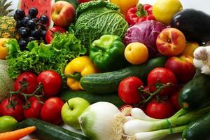 Ile owoców i warzyw zjedzą dzieci?