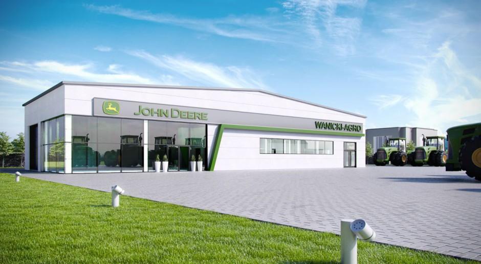 Wanicki AGRO – nowy dealer John Deere na Lubelszczyźnie