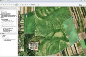 Drony pomocne w rolnictwie